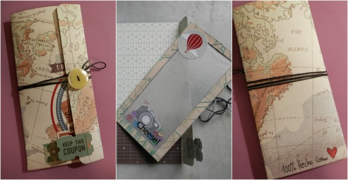 puntp libro scrapbooking collage