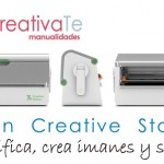 Xyron Creative Station: Crea imanes, stickers o plastifica