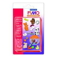 Moldes Fimo Animales