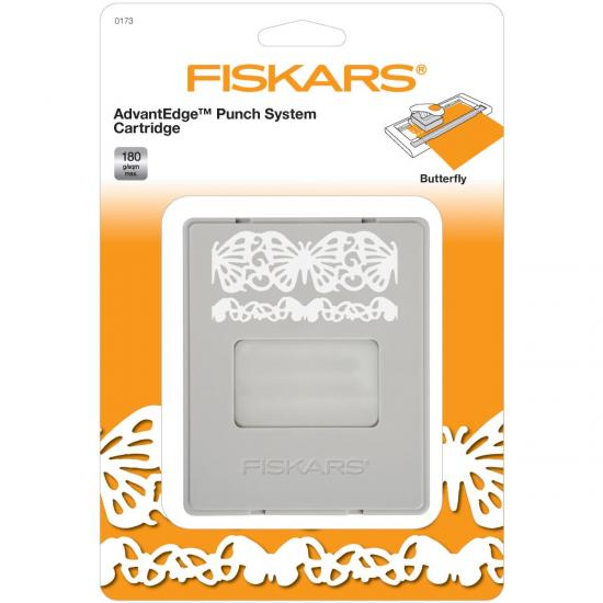 Cartucho Fiskars AdvantEdge Mariposas