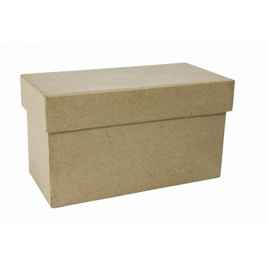 Caja rectangular Décopatch