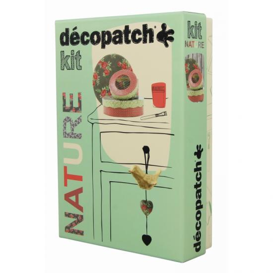 Kit Nature Décopatch